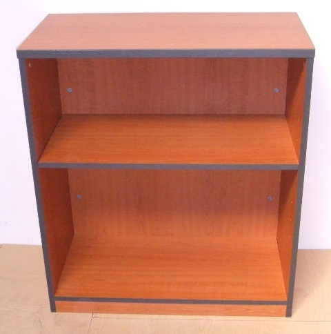 FAB 810mm High Cherry Bookcase