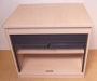 FFC Desk High Vertical Tambour